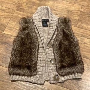 Cynthia Rowley vest